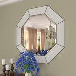 Sagebrookhome Ova Mirror Amp Reviews Wayfair