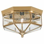 House Of Hampton Rienne 3 Light Flush Mount Wayfair