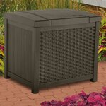 Suncast Williston 22 Gallon Deck Storage Box Amp Reviews
