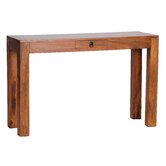 Bel Étage Sofa & Console Tables