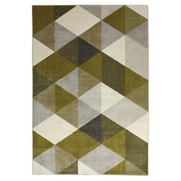 kokoon mouto green area rug wayfair uk. Black Bedroom Furniture Sets. Home Design Ideas