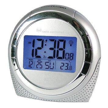 Acctim Zenith Radio Controlled Alarm Clock Wayfair Uk