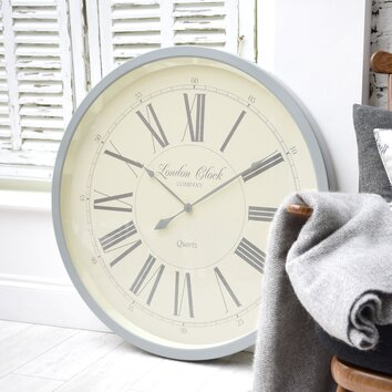 London Clock Company Heritage Oversized 100cm Statement