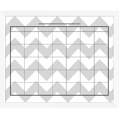 ptm images elliott framed glass dry erase board u0026 reviews wayfair - Glass Dry Erase Board