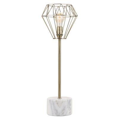 Catalina lighting helena 25 table lamp with bulb reviews wayfair