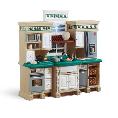 step2 lifestyle deluxe kitchen set & reviews | wayfair