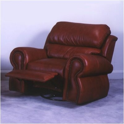 Omnia Leather Cordova Leather Wall Hugger Recliner U0026 Reviews | Wayfair