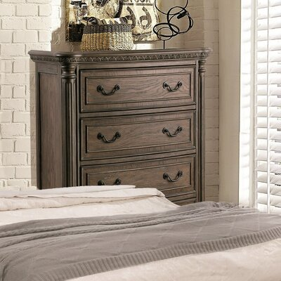 One Allium Way Portsmouth Traditional Drawer Standard Chest - Bedroom furniture portsmouth