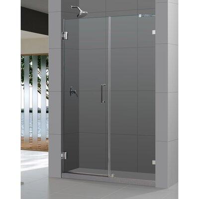 Shower Doors Frameless Hinged