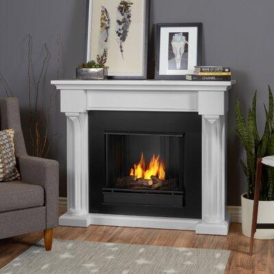 Real Flame Verona Gel Fuel Fireplace & Reviews | Wayfair