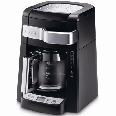 Commercial auto fill coffee maker
