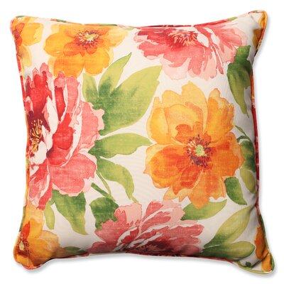 Pillow Perfect Muree Primrose Indoor/Outdoor Floor Pillow & Reviews Wayfair