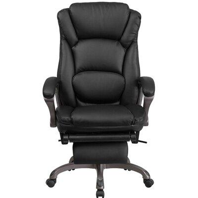 Flash Furniture Reclining Swivel Office High Back Executive Chair U0026 Reviews  | Wayfair.ca