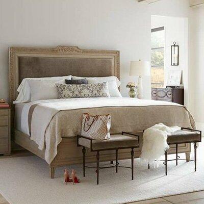 Stanley Upholstered Panel Bed & Reviews | Wayfair