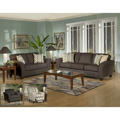 Three Posts Franklin Configurable Living Room Set & Reviews | Wayfair