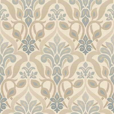 "Simple Home Wallpaper Brewster Home Fashions Simple Space Ii 33' X 20.5"" Fusion Ombre ."