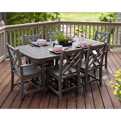 Awesome POLYWOOD® Chippendale 7 Piece Dining Set U0026 Reviews | Wayfair