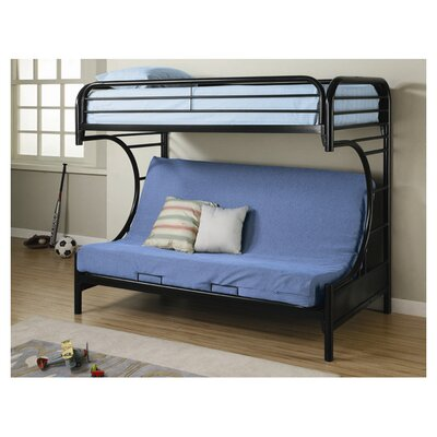 wildon home    fall creek twin over full bunk bed  u0026 reviews   wayfair  rh   wayfair