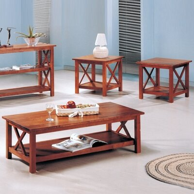 Wildon Home  Independence  Piece Coffee Table Set  Reviews - Coffe table set