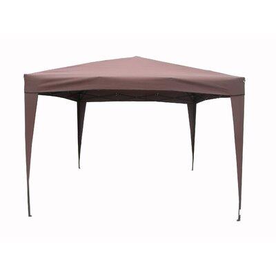 Nice LB International East End Patio 10 Ft. W X 10 Ft. D Steel Pop Up Canopy U0026  Reviews   Wayfair.ca