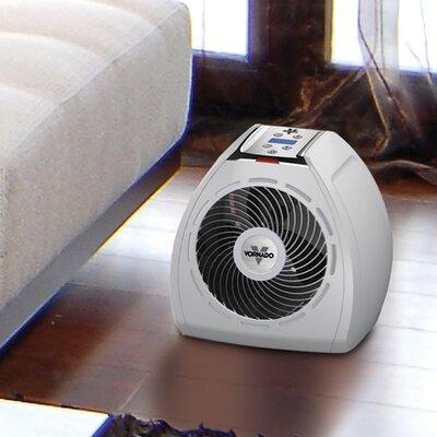 vornado watt portable electric fan compact heater with adjustable thermostat u0026 reviews wayfair - Vornado Fans