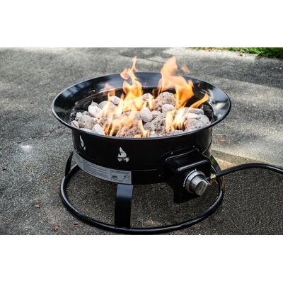 Good Heininger Heininger Portable Propane Outdoor Fire Pit U0026 Reviews | Wayfair