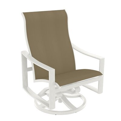 ... Kenzo Sling Swivel Action Lounger Rocking Chair Youll Love  Wayfair