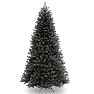 National Tree Co. North Valley 7.5' Black Spruce Artificial ...