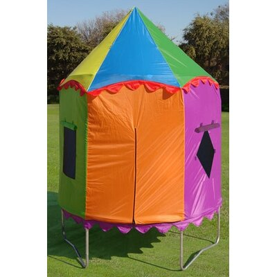 sc 1 st  Wayfair & Bazoongi Kids Circus Trampoline Tent u0026 Reviews | Wayfair