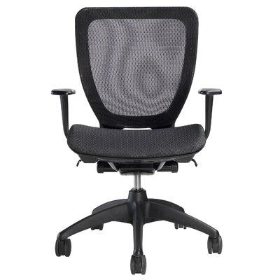 nightingale chairs riteone midback mesh desk chair u0026 reviews wayfair
