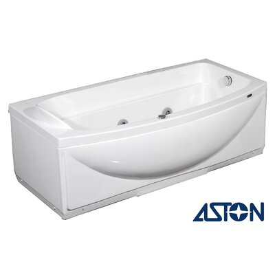 Generous Fiberglass Bathtub Bottom Crack Repair Inlays Tiny Tile Designs Small Bathrooms Rectangular Bathroom Half Wall Tile Ideas Bathroom Shower Designs Youthful Bath With Door Elderly WhitePictures Of Gray And White Bathroom Ideas Aston 68\u0026quot; X 34\u0026quot; Whirlpool Bathtub | Wayfair