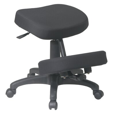office star ergonomically kneeling chair & reviews | wayfair