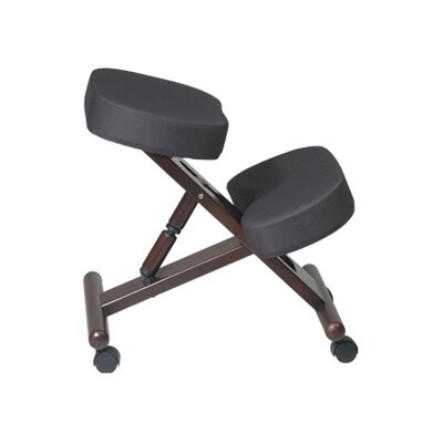 office star ergonomic kneeling chair & reviews | wayfair