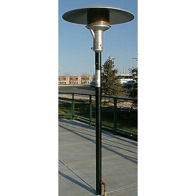 Sunglo Permanent BTU Natural Gas Patio Heater Reviews - Built in patio heaters