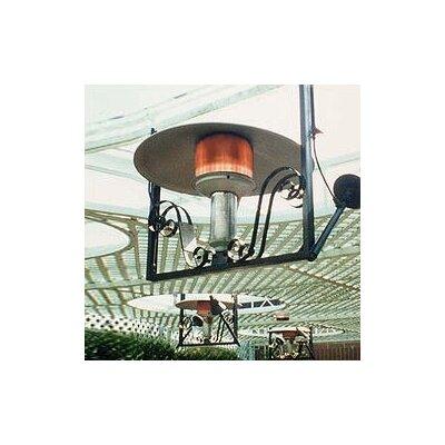 Sunglo 50,000 BTU Natural Gas Hanging Patio Heater U0026 Reviews | Wayfair