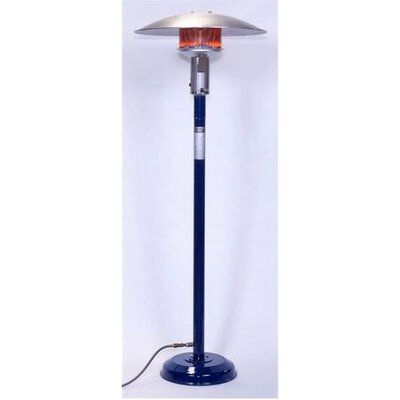 Natural Gas Patio Heater Sunglo Portable 50 000 Btu U0026 Reviews