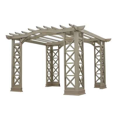 - Yardistry Preston 12 X 12 Pergola & Reviews Wayfair