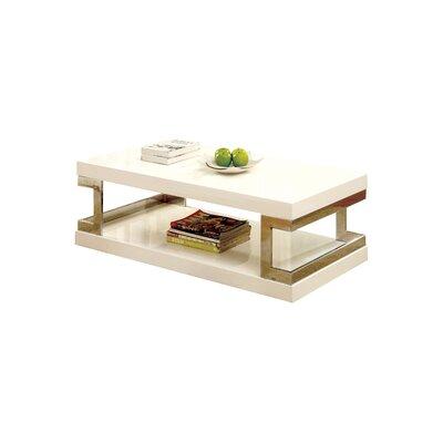 hokku designs wright coffee table & reviews | wayfair