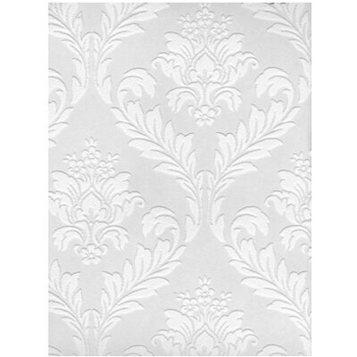 Graham Amp Brown Paintable 33 X 20 Quot Damask 3d Embossed