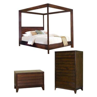 Home Image Island Canopy Configurable Bedroom Set & Reviews | Wayfair