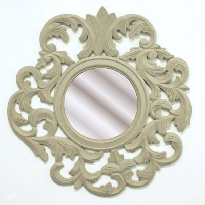fetco home decor coley mirror | wayfair