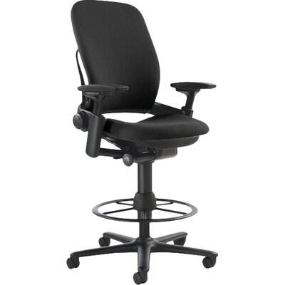 Steelcase Leap High Back Drafting Chair Reviews Wayfair
