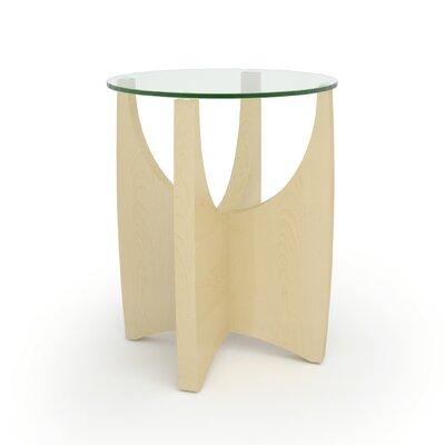 steelcase alight™ end tableturnstone & reviews | wayfair