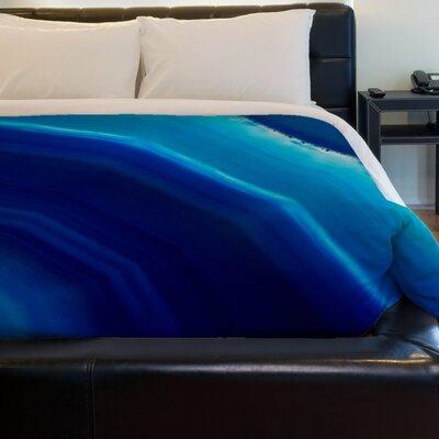 One Bella Casa Priscilla Fleece Duvet Cover Wayfair