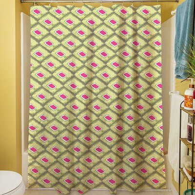 Manual Woodworkers Weavers Butterfly Diamond Shower Curtain Reviews