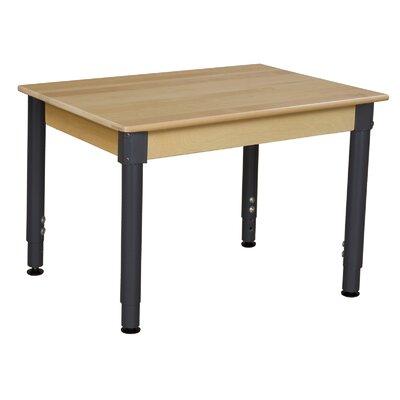 Wood Designs Hardwood Birch Tables Kids Table U0026 Reviews | Wayfair