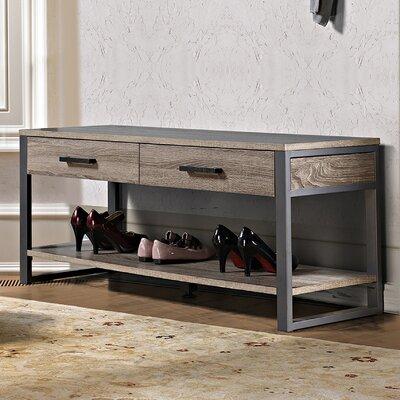 Orren Ellis Arsdale Wood Storage Bench U0026 Reviews   Wayfair