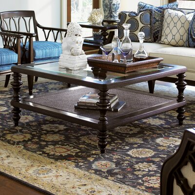 Tommy Bahama Home Royal Kahala Tropic Coffee Table Reviews