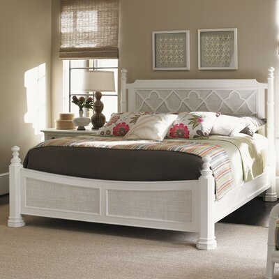 Tommy Bahama Home Ivory Key Canopy Bed & Reviews | Wayfair
