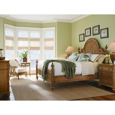 Tommy Bahama Home Beach House Panel Customizable Bedroom Set ...